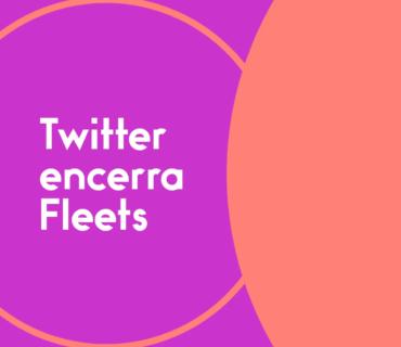 Twitter vai encerrar o Fleets v-tracker